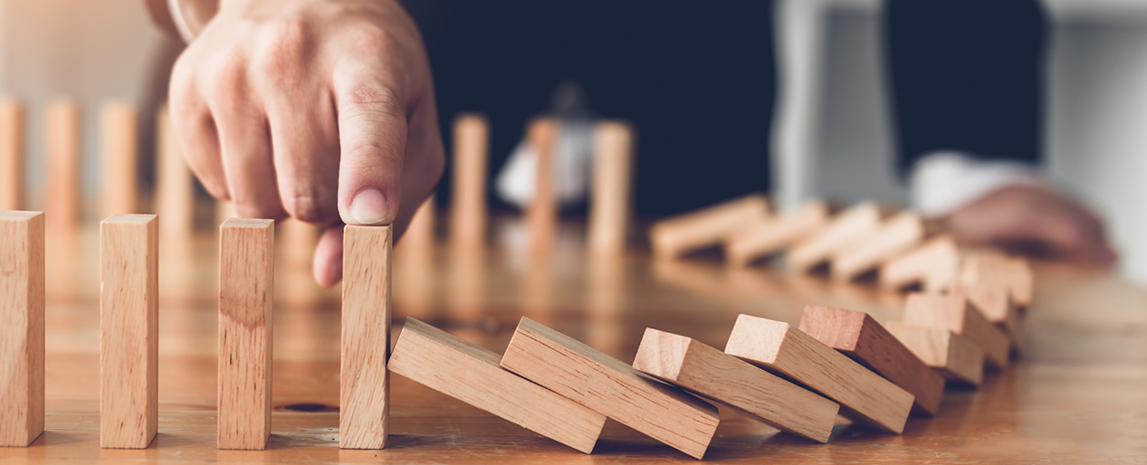 Dealing with the Jenga Effect