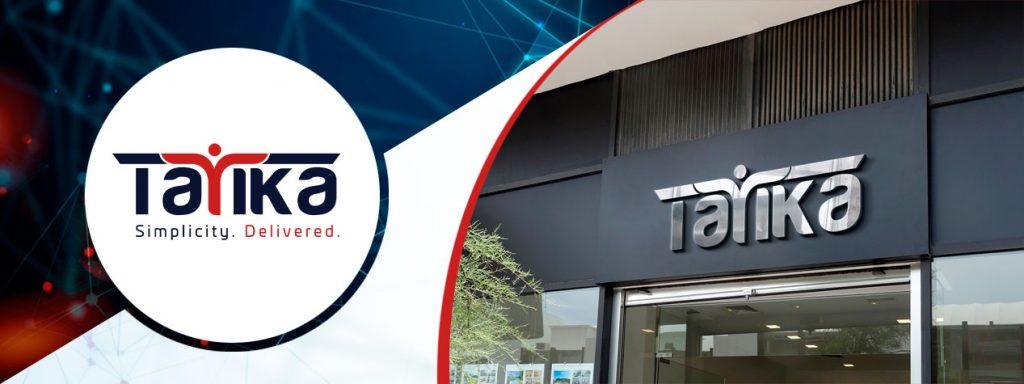 Tarika Technologies Updates Brand Identity, Reinvents Logo