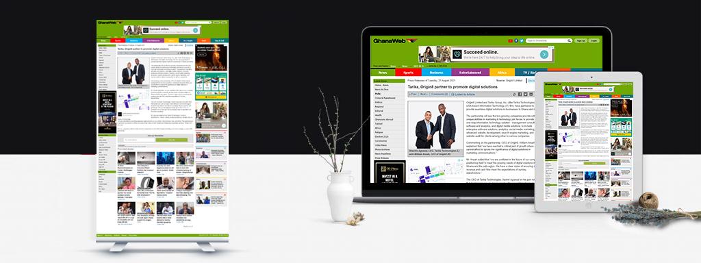 Tarika, Origin8 partner to promote digital solutions